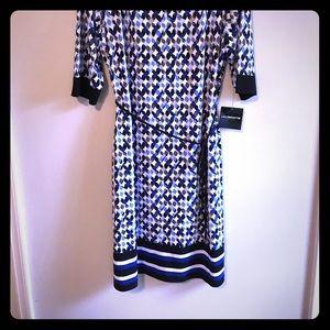 3 for $30 Liz Claiborne Dress Size XL Blue Shift
